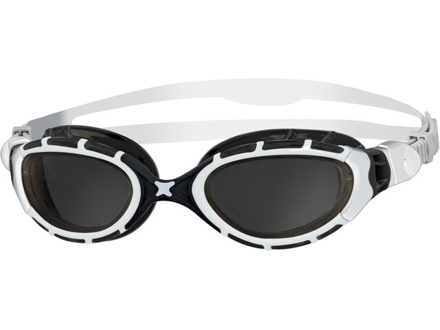 Zoggs Predator Flex - Lunettes de natation - blanc/noir